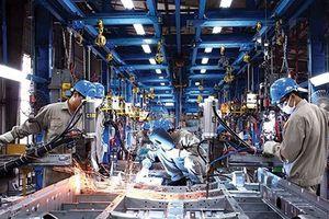 Chỉ số sản xuất công nghiệp Hà Nội tăng 7,6%