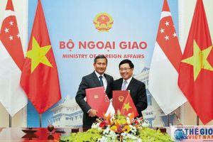 Đối tác Chiến lược Việt Nam - Singapore: Vươn tới những tầm cao mới
