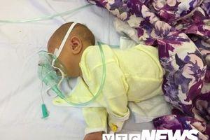 Cắt rốn bằng kéo tại nhà, bé trai 6 ngày tuổi thiệt mạng