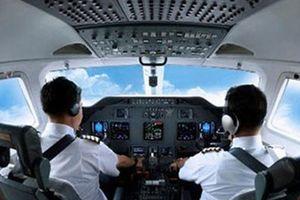 Yêu cầu báo cáo chất lượng đầu vào phi công Vietnam Airlines