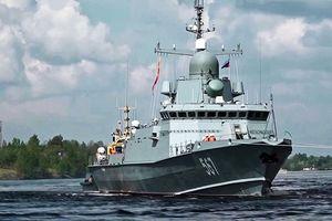 Nga nhắm bán tàu hộ vệ trang bị tên lửa Kalibr cho Việt Nam