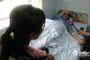 Khởi tố đối tượng dùng gạch đập vào đầu tài xế hãng taxi Mai Linh
