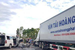 Tai nạn giao thông ở Quảng Nam: Tốc độ xe khách trước khi gặp nạn là bao nhiêu?