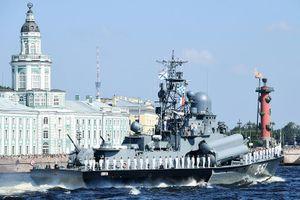 Tổng thống Putin: Hải quân Nga sẽ có 26 tàu chiến trong năm nay