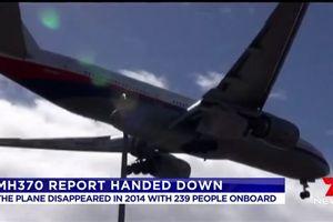 Có điểm gì mới trong báo cáo điều tra vụ rơi máy bay MH370?