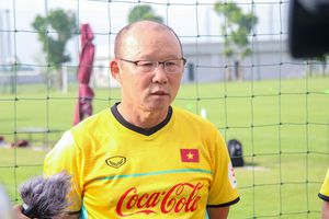HLV Park Hang Seo coi nhẹ giải giao hữu U23 quốc tế