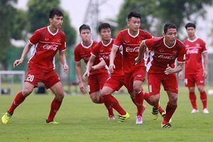 U23 Việt Nam thiệt quân trước thềm ASIAD 2018