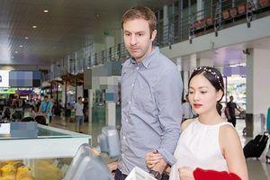 Diễn viên Lan Phương: 'Lâu lâu chồng Tây nói tôi sạch sẽ quá'