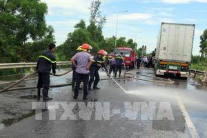 Vụ tai nạn nghiêm trọng ở Quảng Nam: Thăm hỏi, hỗ trợ gia đình các nạn nhân