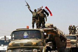Chiến sự Syria: Quân chính phủ phản công IS tại chiến trường Sweida