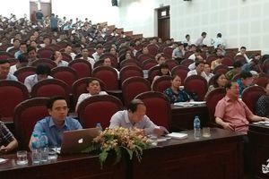 Nghệ An: Hàng ngàn cán bộ, đảng viên chủ chốt học tập, quán triệt Nghị quyết Trung ương 7