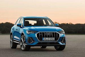 Audi Q3 2019 có kiểu dáng hầm hố hơn