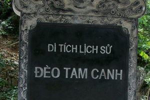 Nhầm lẫn nghiêm trọng ở di tích lịch sử cấp quốc gia tại Lạng Sơn