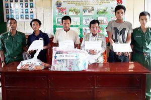 Khởi tố 4 đối tượng 'vận chuyển trái phép vật liệu nổ' ở Quảng Nam