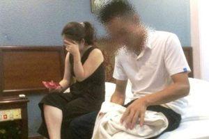 Chồng đâm đơn tố cáo vợ và cán bộ phòng cảnh sát giao thông vào nhà nghỉ tâm sự