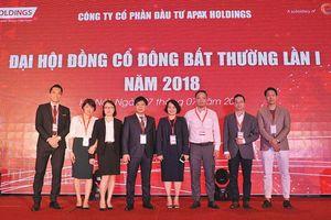 Nhà đầu tư Hàn Quốc vào Hội đồng quản trị của Apax Holdings