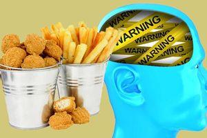 Nguy cơ tổn thương não nếu lạm dụng các loại thực phẩm này