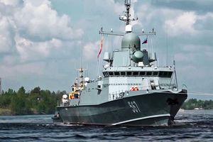 Nga có thể xuất khẩu tàu hộ vệ mang tên lửa Kalibr cho Việt Nam