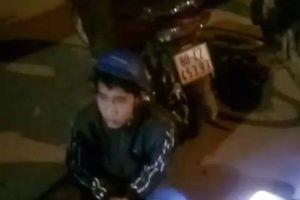 Cảnh sát truy xuyên đêm bắt 2 nghi can cướp xe ở Đồng Nai