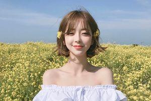 Hot girl Hàn Quốc xinh đẹp trong chuyến du lịch tại đảo Guam