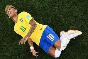 Neymar thừa nhận hành động ăn vạ tại World Cup 2018