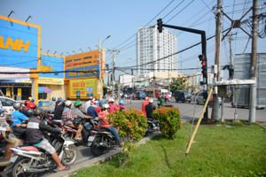 TP.HCM: Gấp rút xây nút giao khủng giảm ùn tắc cửa ngõ Đông Bắc
