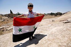 Đánh bại IS, Syria kiểm soát vùng biên giới chiến lược giáp Israel