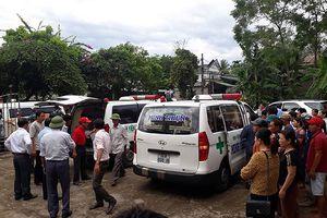 Đã đưa 13 nạn nhân xấu số vụ tai nạn xe rước dâu về quê nhà Quảng Trị