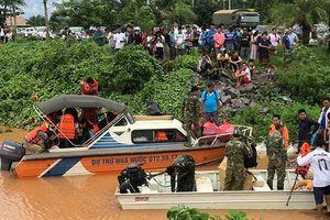 Thái Lan kêu gọi người dân hỗ trợ nạn nhân vụ vỡ đập tại Lào