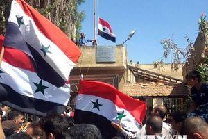 Quân đội Syria giành lại thành trì quan trọng ở miền Nam