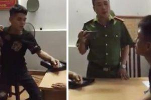 Công an Hải Phòng lên tiếng về clip thanh niên tố công an phường đánh người