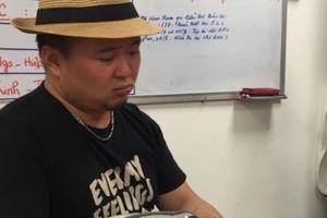 Bắt quả tang một người Trung Quốc trộm mỹ phẩm tại Sân bay Đà Nẵng