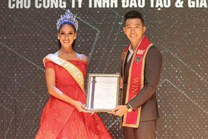 Việt Nam được trao bản quyền dự thi Miss Global