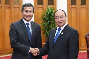 45 Năm Quan hệ Hữu nghị Việt Nam - Singapore