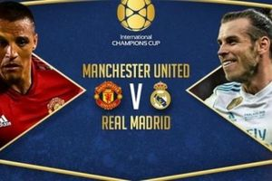 07h00 ngày 01/08, Man United vs Real Madrid: Âu lo giữa những hoài nghi