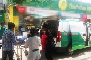 Vỡ thai ngoài tử cung, phòng khám bật báo động đỏ liên viện cứu thai phụ