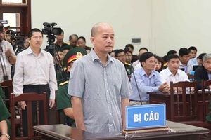 Út 'trọc' Đinh Ngọc Hệ bị tuyên án 12 năm tù