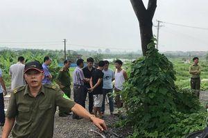 Hà Nội: Phát hiện thi thể nam thanh niên nằm bên gốc cây