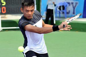 NHM quần vợt Việt Nam vui mừng vì Lý Hoàng Nam