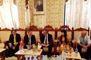 Việt Nam xúc tiến đầu tư và thương mại tại tỉnh Médeá, Algeria