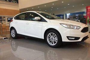 Ford Focus giá thấp kỉ lục 560 triệu đồng, ngang ngửa Honda City