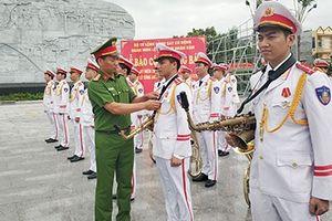 Đoàn Nghi lễ CAND những nghệ sĩ - chiến sĩ đặc biệt