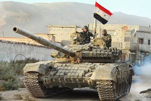 Syria diệt thủ lĩnh, chiếm thành trì lớn nhất của IS ở miền Nam
