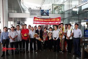 Cậu bé HCB Olympic Vật lý Nguyễn Xuân Tân: Tự hào viết tiếp truyền thống hiếu học của quê hương