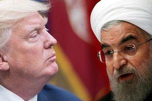 Vừa khẩu chiến, ông Trump bất ngờ tuyên bố sẵn sàng gặp lãnh đạo Iran