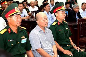 'Út trọc' - Đinh Ngọc Hệ lĩnh 12 năm tù
