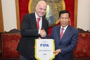 Lãnh đạo Bộ Văn hóa-Thể thao-Du lịch tranh cử Chủ tịch VFF