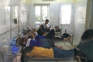 Vụ 19 học viên bị ngộ độc: Phát hiện cơ sở cung cấp suất ăn không đủ điều kiện ATTP