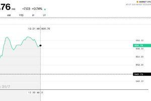 Chứng khoán sáng 31/7: Trái ngược HOSE, nhiều cổ phiếu HNX đồng loạt giảm