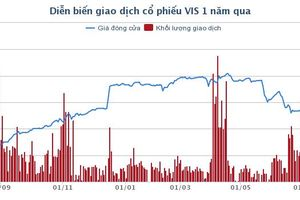 Thép Kyoel tiếp tục đăng ký mua cổ phiếu Thép Việt- Ý, nâng tỷ lệ lên gần 72%